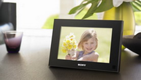 Beautiful Photo Frames by Sony